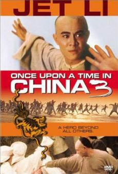 Il était une fois en Chine: Le tournoi du lion en ligne gratuit