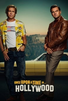 Once Upon a Time in Hollywood en ligne gratuit