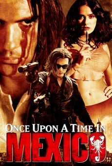 Once Upon a Time in Mexico (aka El Mariachi 3) on-line gratuito