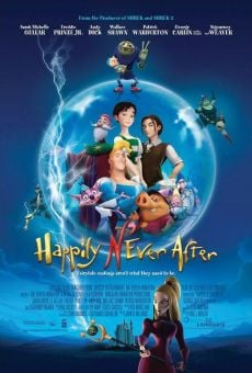 Happily N'Ever After (Happily Never After) online kostenlos