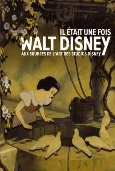 Ver película Érase una vez... Walt Disney