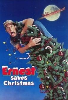 Película: Ernesto rescata la Navidad
