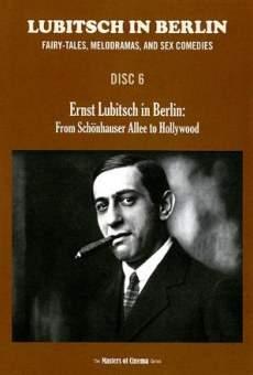 Ernst Lubitsch in Berlin