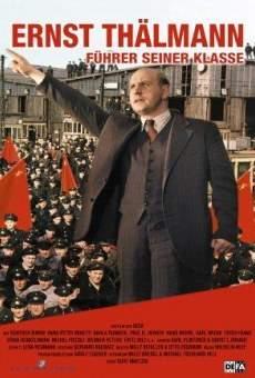 Ernst Thälmann. Führer seiner Klasse gratis