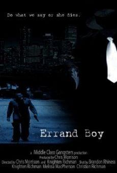Ver película Errand Boy