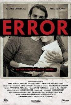 Error online