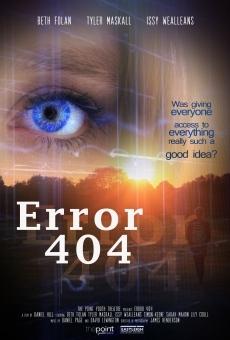 Error 404 online kostenlos