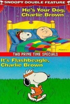 He's Your Dog, Charlie Brown en ligne gratuit