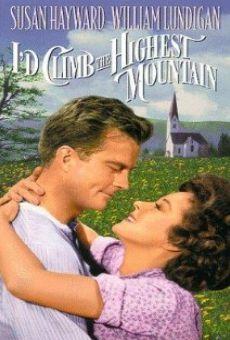 Ver película Escalaré la montaña más alta