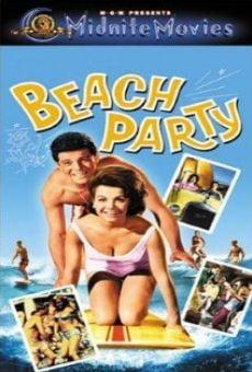Beach Party gratis