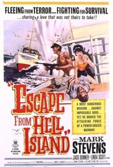 Escape from Hell Island en ligne gratuit