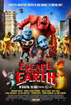 Escape from Planet Earth online