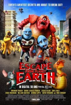 Ver película Escape from Planet Earth