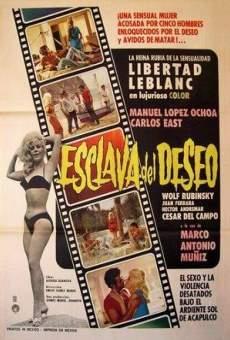 Ver película Esclava del deseo