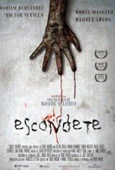 Watch Escóndete online stream