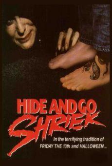 Hide and go Shriek gratis