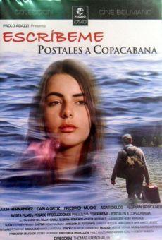 Escríbeme postales a Copacabana gratis