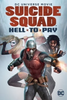 Suicide Squad: Hell to Pay online free