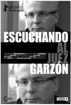 Escuchando al juez Garzón gratis
