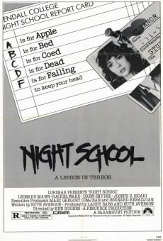 Night School / Terror Eyes gratis