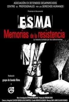 ESMA / Memorias de la resistencia en ligne gratuit
