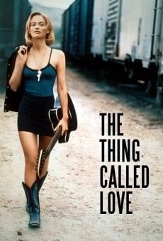 Ver película Eso que llaman amor