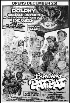 Ver película Espadang patpat