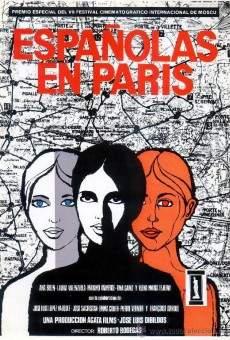 Españolas en París online gratis
