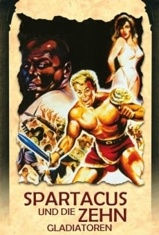 Spartacus and the Ten Gladiators online kostenlos
