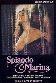 Espiando a Marina online gratis
