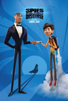 Spies in Disguise on-line gratuito