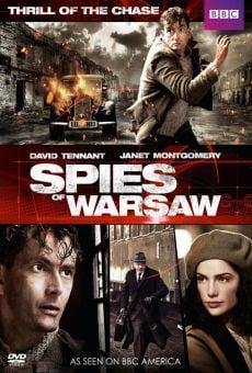 Watch Spies of Warsaw online stream