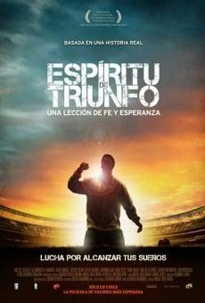 Ver película Espíritu de triunfo