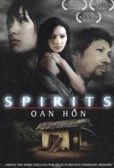 Ver película Espíritus