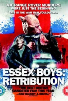 Película: Essex Boys Retribution