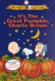 E' il grande cocomero, Charlie Brown online