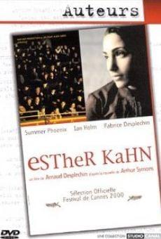 Esther Kahn gratis