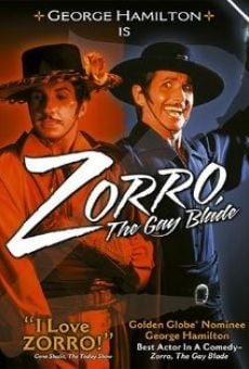 Zorro, the Gay Blade Online Free