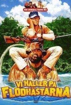 Ver película Estoy con los hipopótamos