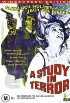 A Study in Terror gratis