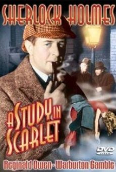 A Study in Scarlet on-line gratuito