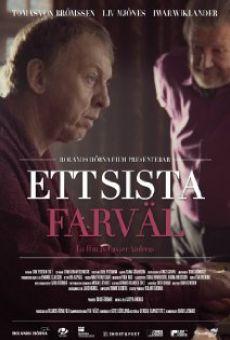 Ver película Ett sista farväl