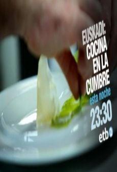 Ver película Euskadi, cocina en la cumbre