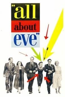 Ver película Eva al desnudo