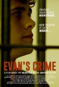Evan's Crime online