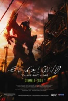 Ver película Evangelion 1.01 You are (not) Alone