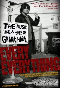 Every Everything: the music, life & times of Grant Hart on-line gratuito