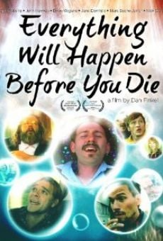 Película: Everything Will Happen Before You Die