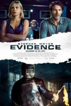 Ver película Evidence