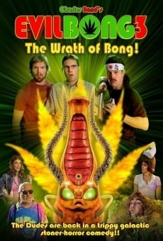 Película: Evil Bong 3-D: The Wrath of Bong